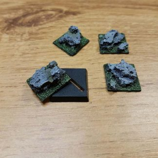 warhammer rock 20x20mm