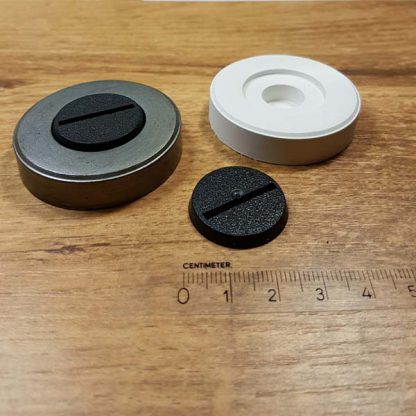 plinth round top 42mm