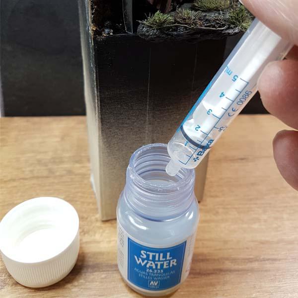 watermill miniature diorama