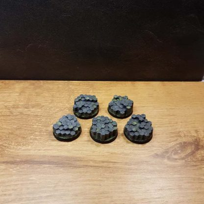 Warhammer Basalt Rock 32mm