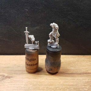 Miniatuur Houder (KURK)