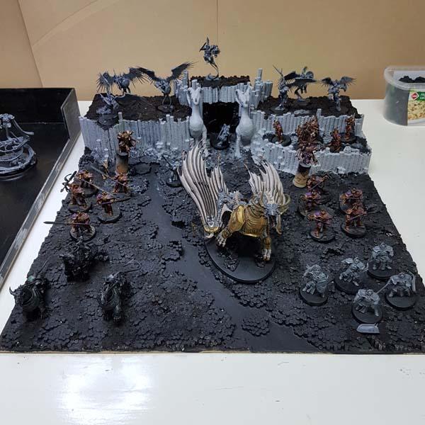 armies on parade