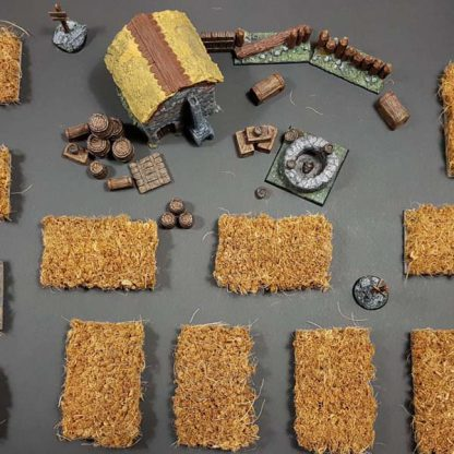 mordheim miniature farmland