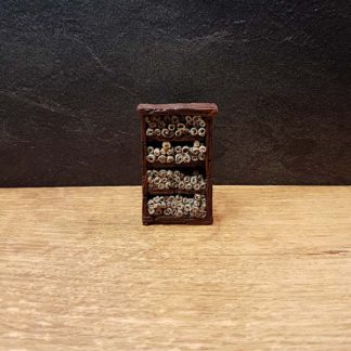 cabinet of scrolls miniature