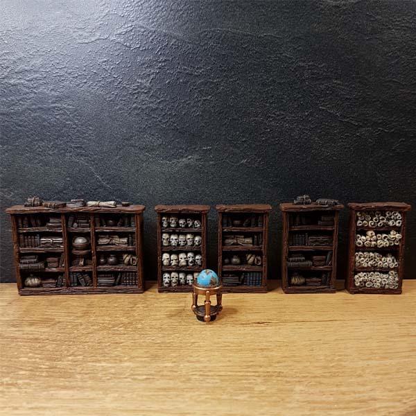 kastenset cabinetset miniature
