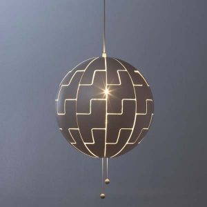 Death Star Lamp Ikea