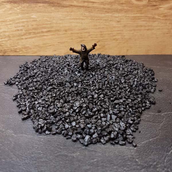 Grind Zwart 2-4 MM
