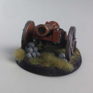 Dwarf Warmachine