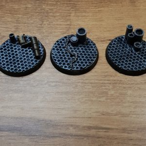Factory Floor bases 40 mm Scenery en Zo