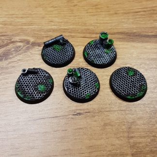 Factory Floor 32 mm bases Acid Scenery en Zo