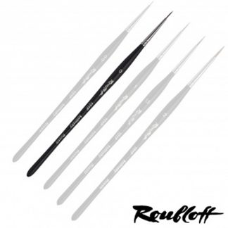 Roubloff (101F-0) Fine-Art Brush