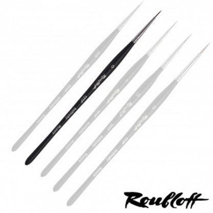 Roubloff (101F-0) Fine-Art Brush