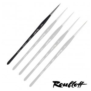 Roubloff (101F-00) Fine-Art Brush
