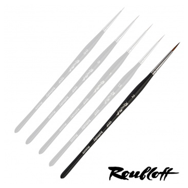 Roubloff (101F-2) Fine-Art Brush