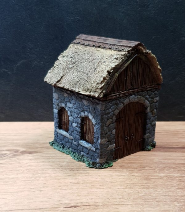 Mordheim House Scenery en Zo