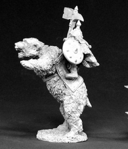 02385 Dwarven Bear Cavalry 1