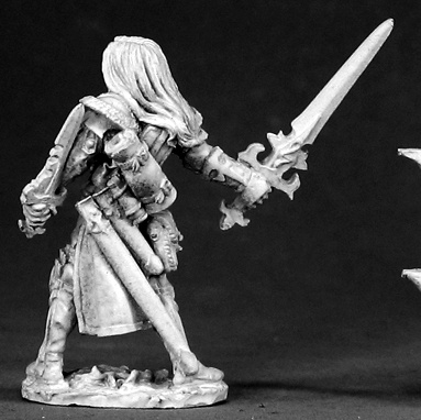 02558 Anduriel Elf Warrior 1