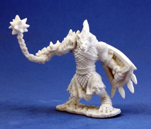 Reaper Miniatures 77012_Gnoll Warrior_1