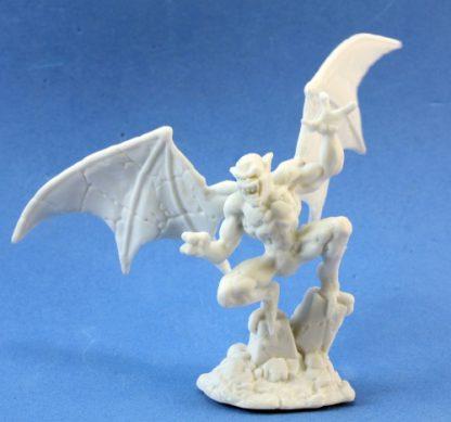 Reaper Miniatures Mortar, Gargoyle_1