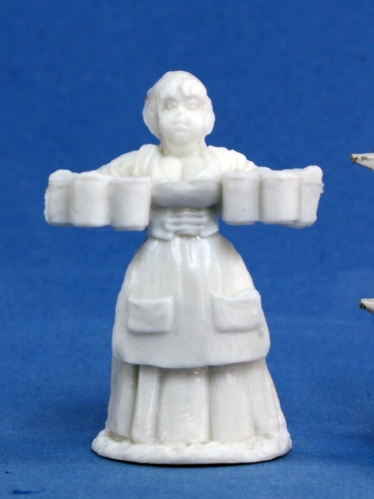 Reaper Miniatures Townsfolk Wench_1