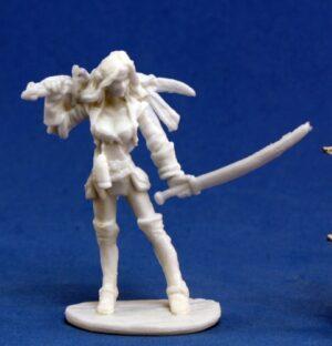 Reaper Miniatures Finaela,Female Pirate