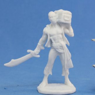 Reaper Miniatures Hajad, Pirate