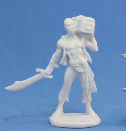 Reaper Miniatures Hajad, Pirate