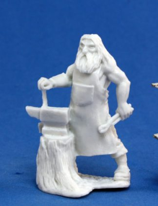 Reaper Miniatures Townsfolk Blacksmith