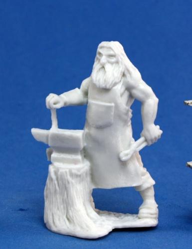 Reaper Miniatures Townsfolk Blacksmith