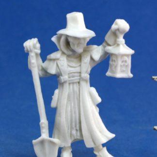 Reaper Miniatures Townsfolk Undertaker