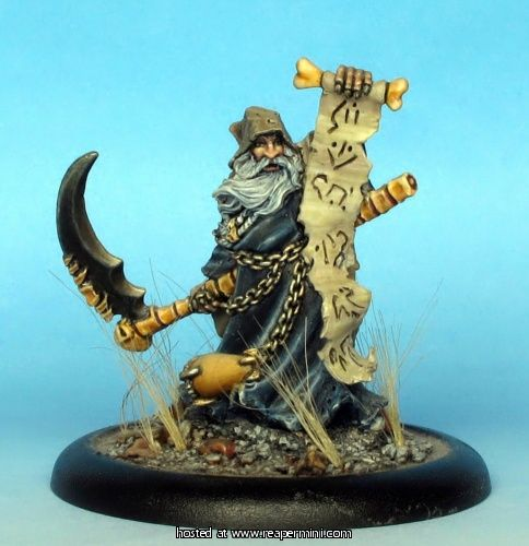 Darkrasp, Death Priest