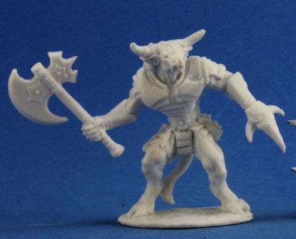 Bronzeheart, Minotaur Hero 77255