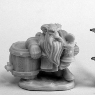 Reaper Miniatures Dwarf Brewer_1