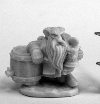 Reaper Miniatures Dwarf Brewer_1