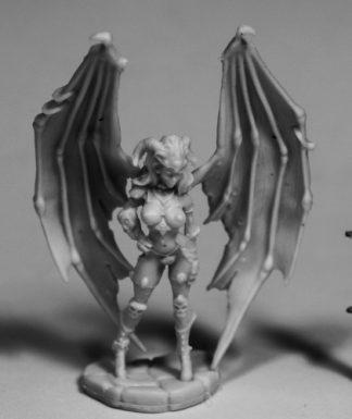 Reaper Miniatures Eilluvasheth, Succubus Queen