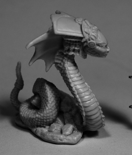 Reaper Miniatures Xiloxoch, Naga