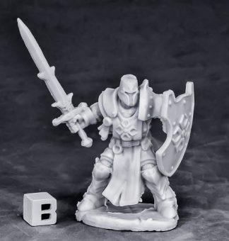Reaper Miniatures Crusader Swordsman (standing)