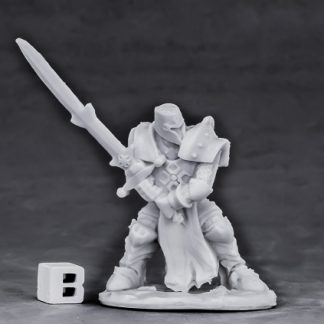 Reaper Miniatures Crusader Justifier (Greatsword)