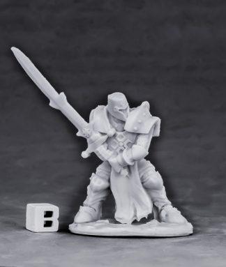 Reaper Miniatures Crusader Justifier (Greatsword)