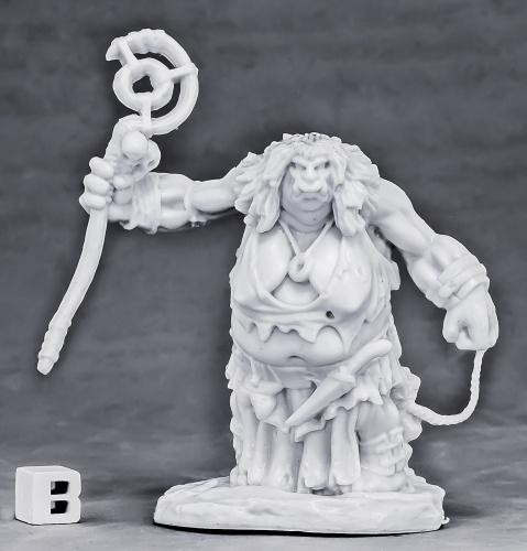Reaper Miniatures Ogre Matriarch
