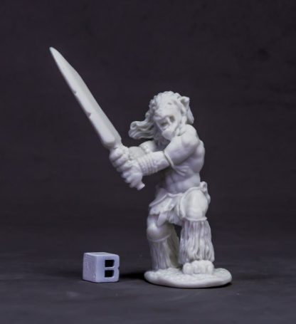 Reaper Miniatures Avatar of Courage (Lion)_1