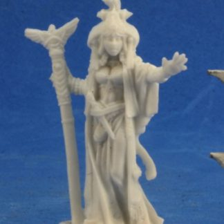 Reaper Miniatures Alahazra, Iconic Oracle_2