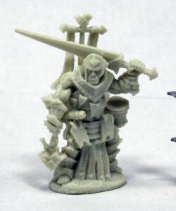 Reaper Miniatures 89038_Oloch, Iconic Warpriest_1