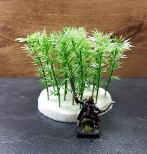 Bamboe Bos
