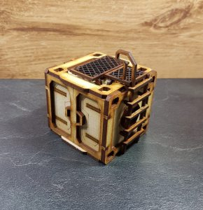 Container Small Scenery en Zo