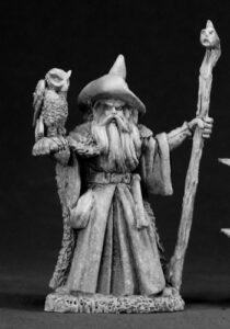 Amathor Arch Mage Reaper Miniatures