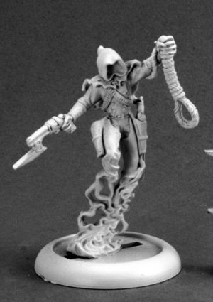 Reaper Miniatures Hangin Judge