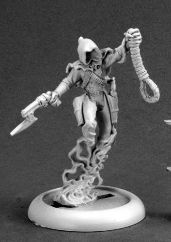 Reaper Miniatures Hangin Judge