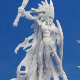Tierdeleira, Dark Elf Cleric Reaper Miniatures
