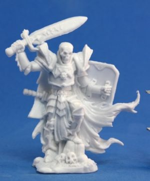 Arrius, Skeletal Warrior Reaper Miniatures